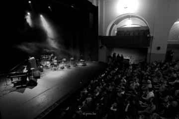 Avishai Cohen Trio with Strings at Hybernia Palace in Prague